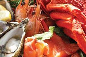 Takeaway Seafood